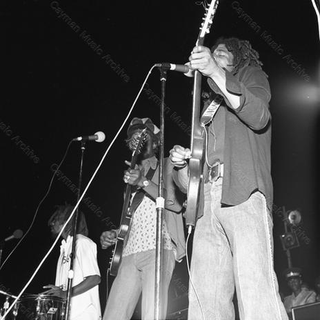 Bob Marley Peter Tosh Kingson 1975 1