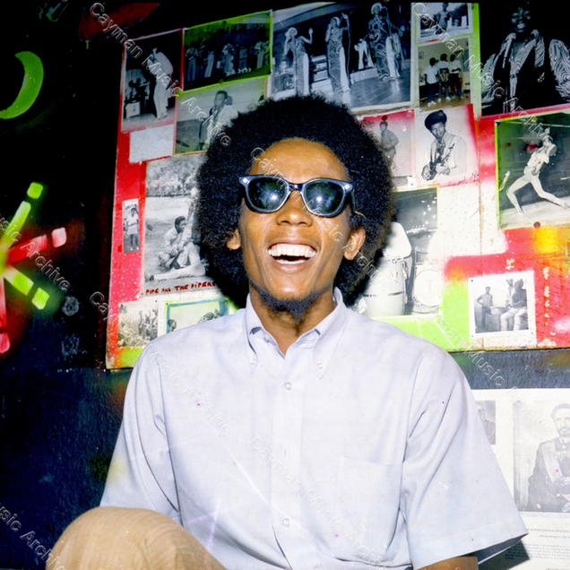 Bob Marley Tuff Gong Record Shop 1971