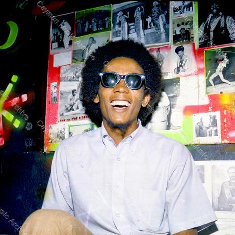 Bob Marley Tuff Gong Record Shop 1971 2
