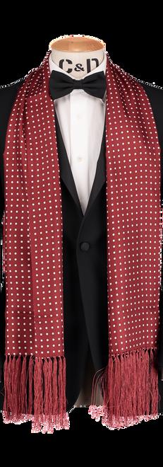 Dinner Suit Silk Scarf