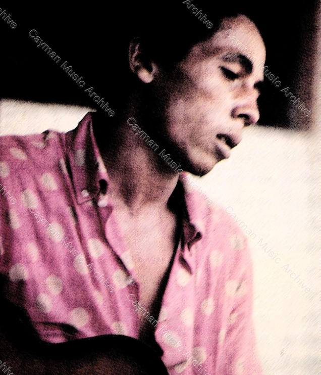 1968 Port Royal Bob Marley Series