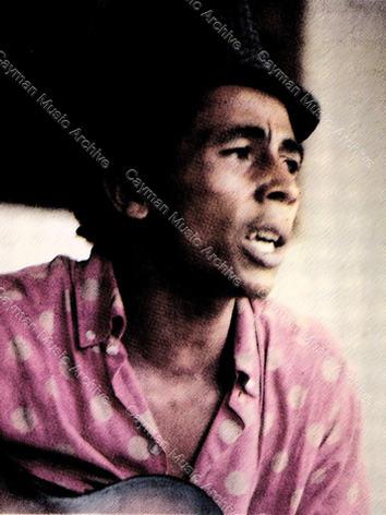 1968 Port Royal Bob Marley Series 2