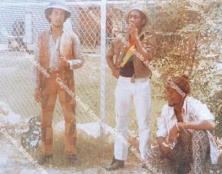 Bob Marley and The Wailers Dynamic Studio Yard 1969
