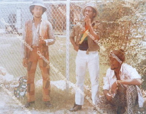 Bob Marley and The Wailers Dynamic Studio