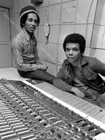 Bob Marley & Johnny Nash