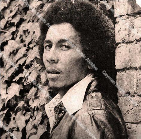 Bob Marley 1971