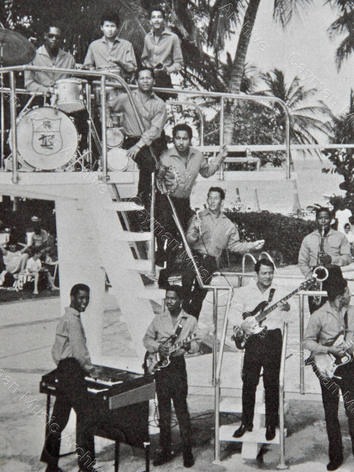 Byron Lee And The Dragonaires 1969