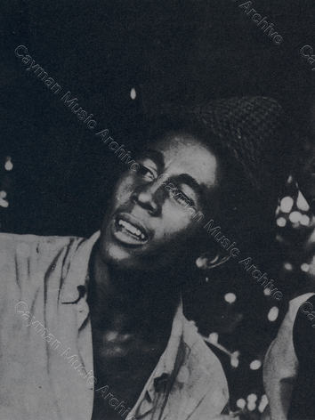 Bob Marley and Rita Marley Russell Heigh