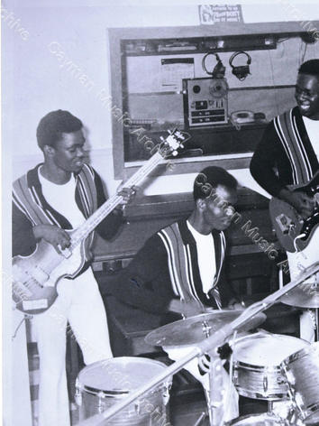 Upsetters in Studio 1969 Jamaica