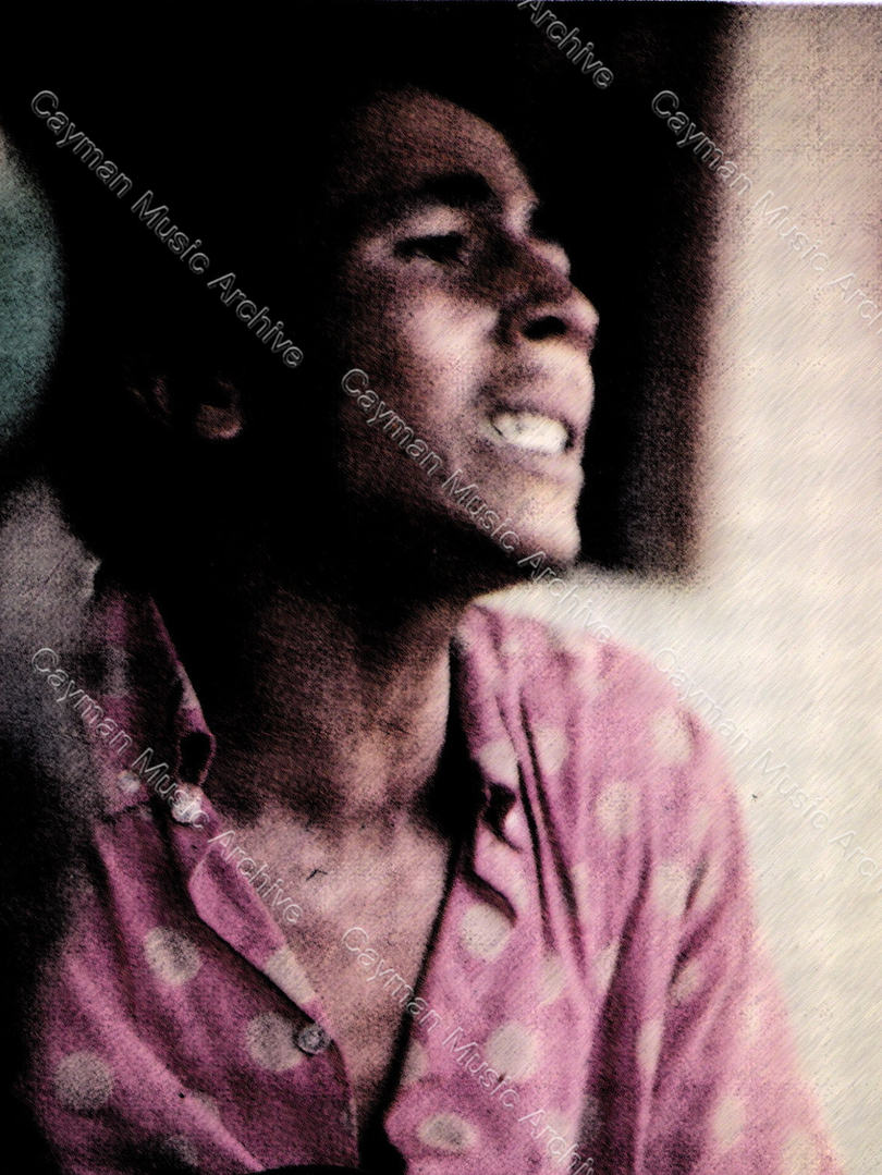 1968 Port Royal Bob Marley Series 6