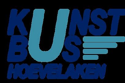 Kunstbus Hoevelaken logo blauw.png