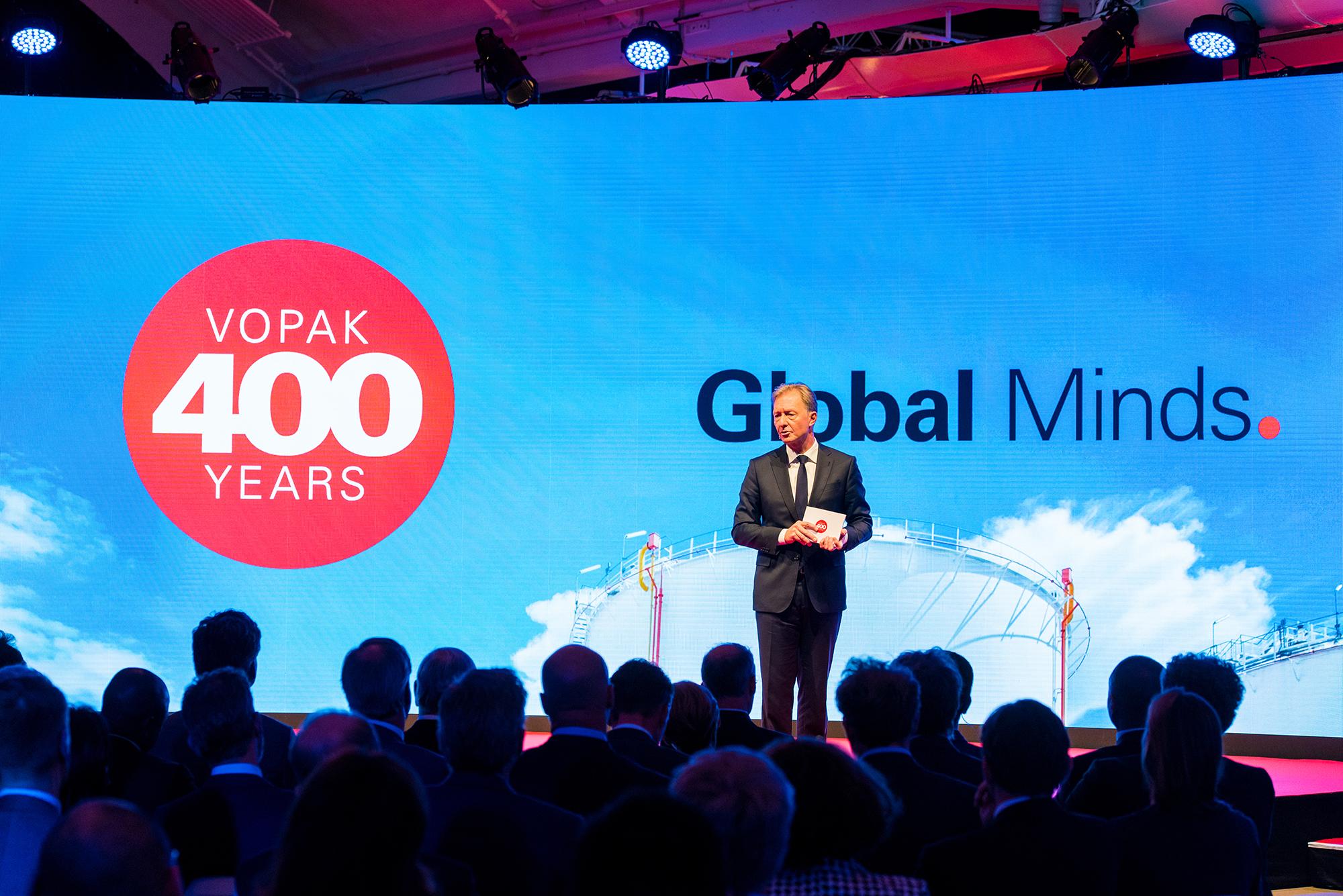 VOPAK Global Minds 400 Years