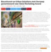 Bouwinvest en Urban Solutions met oersoep genomineerd voor Solal Markting Award