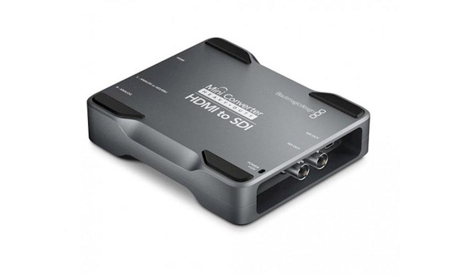SDI-> HDMI + HDMI-> SDI (Blackmagic Design)