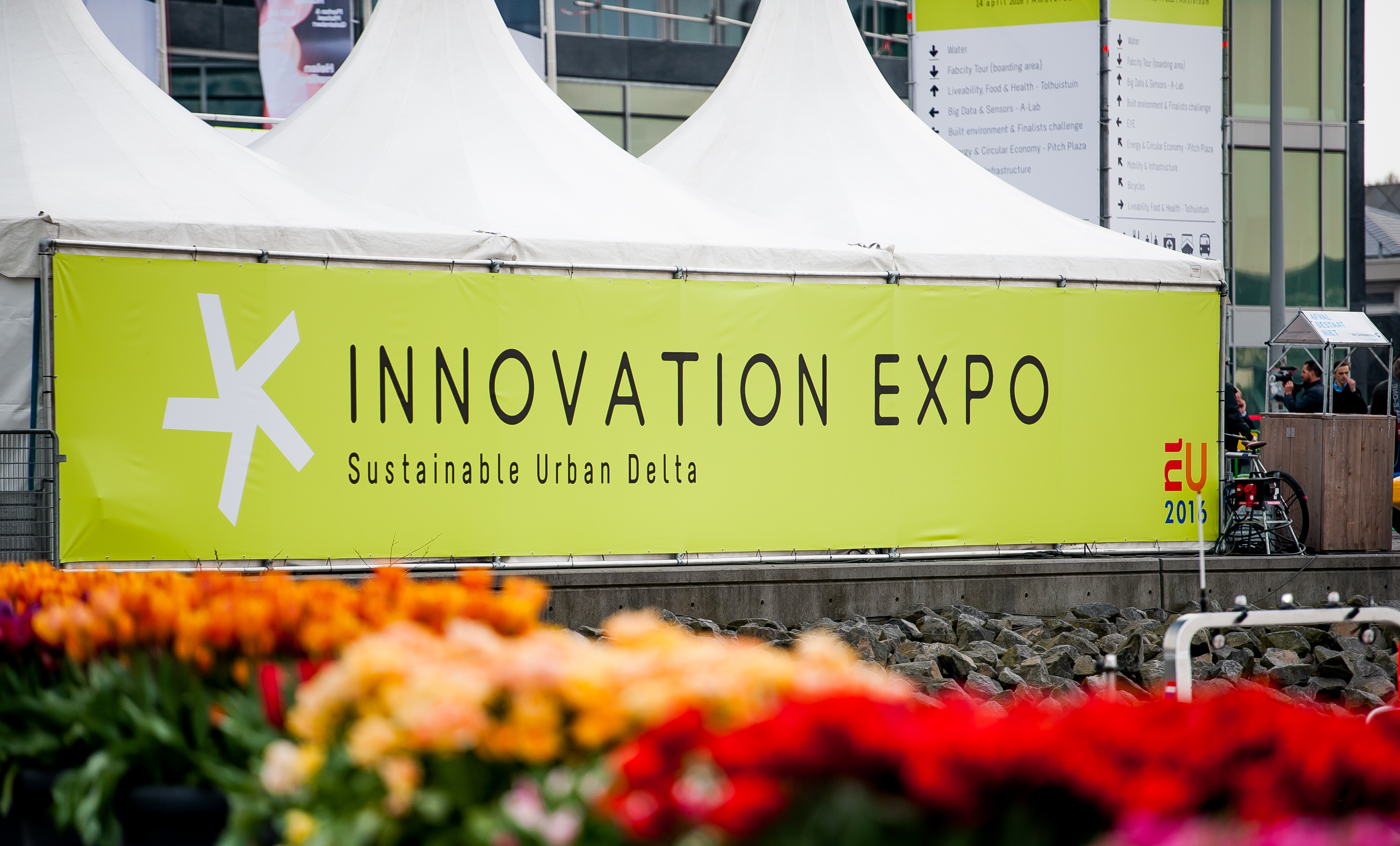 Innovation Expo Amsterdam