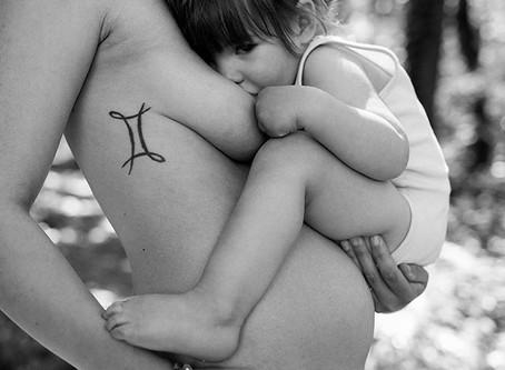 Allaiter pendant une grossesse