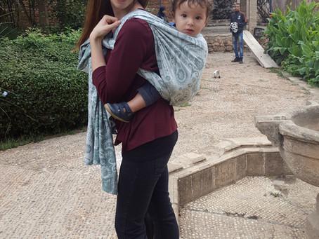 Bébé n'aime pas le portage