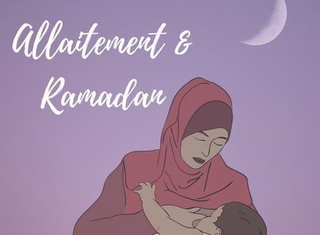 Ramadan et allaitement