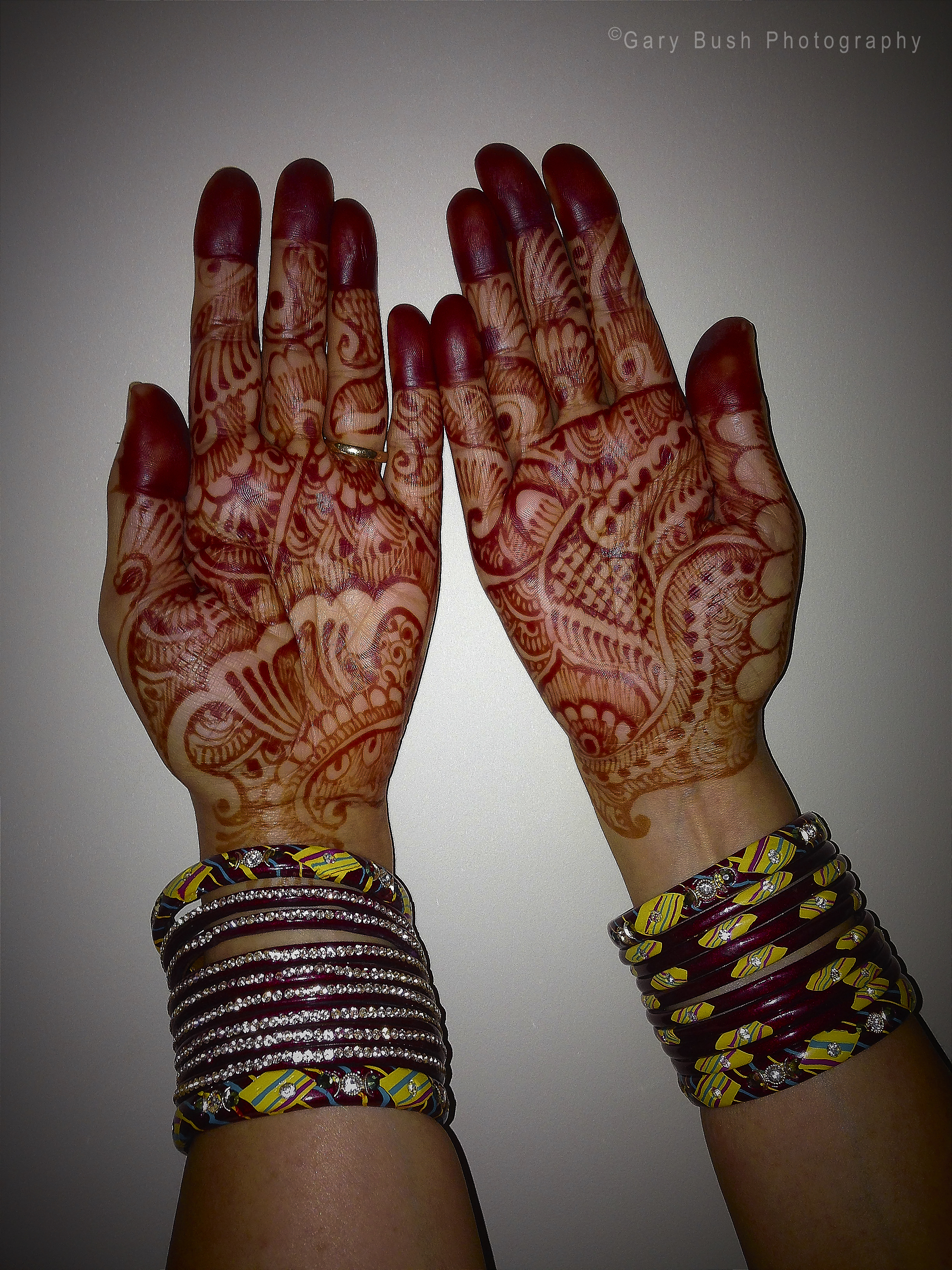 Mehndi at Wedding