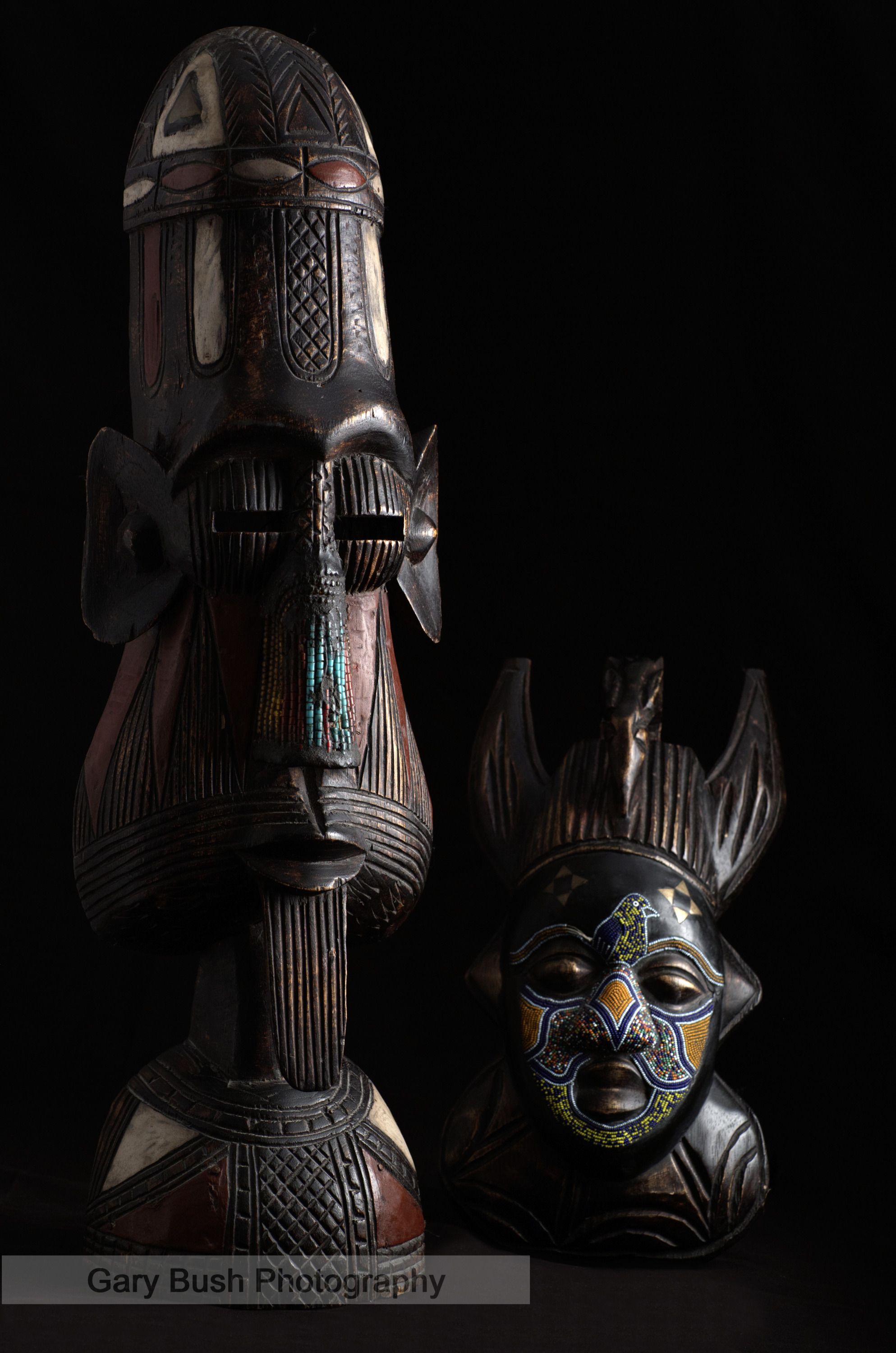 African Ceremonial Masks