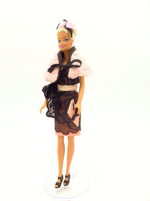 """Robe """"Tenue de soirée !!"""" pour Barbie"""