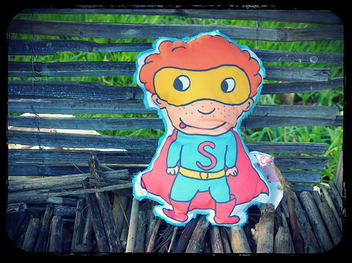 "Doudou ""Stan le super héros !!!"""