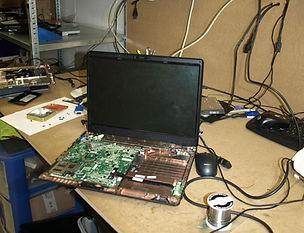 réparation ordinateur portable toutes marques