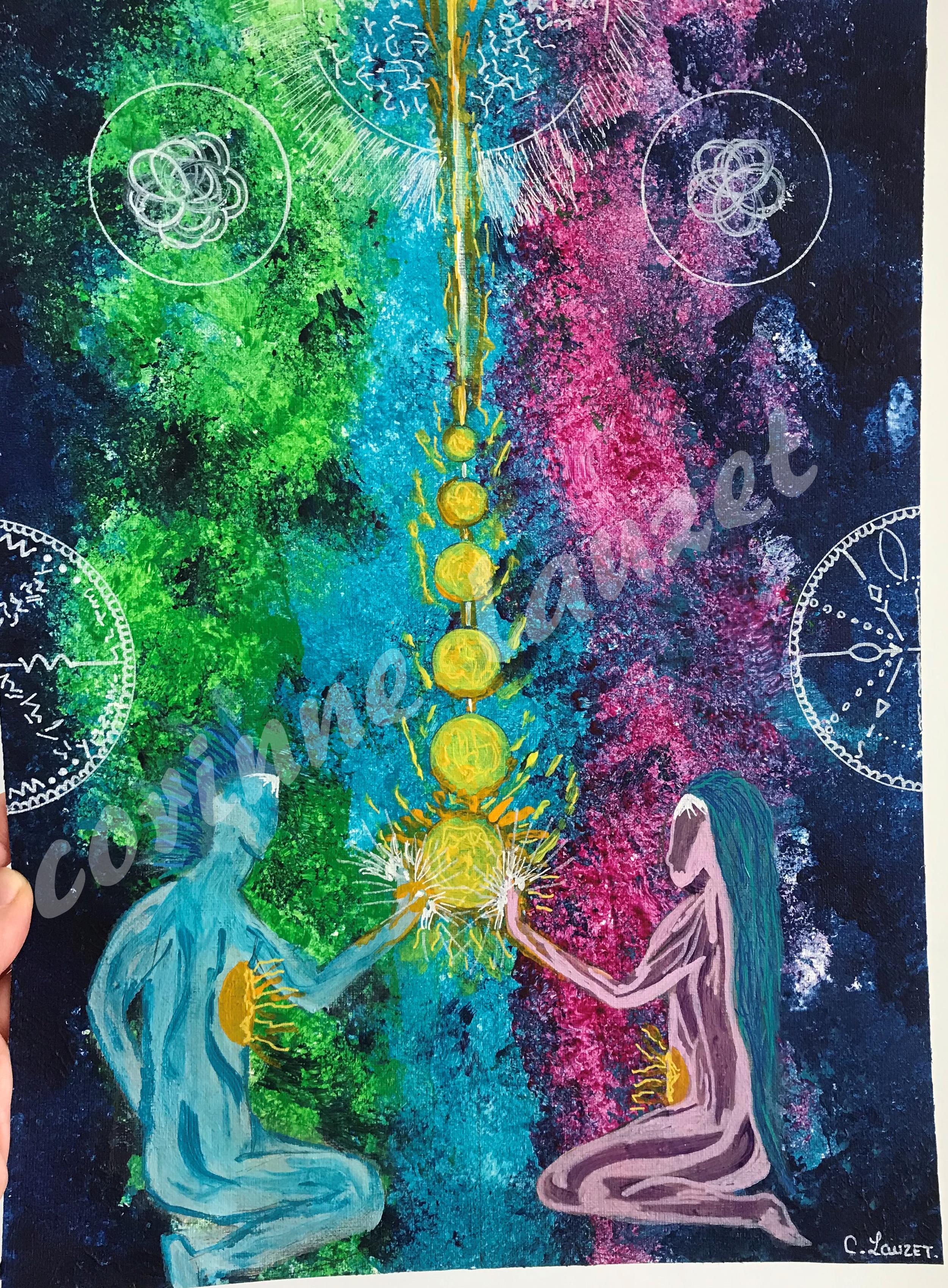 jumeau cosmique