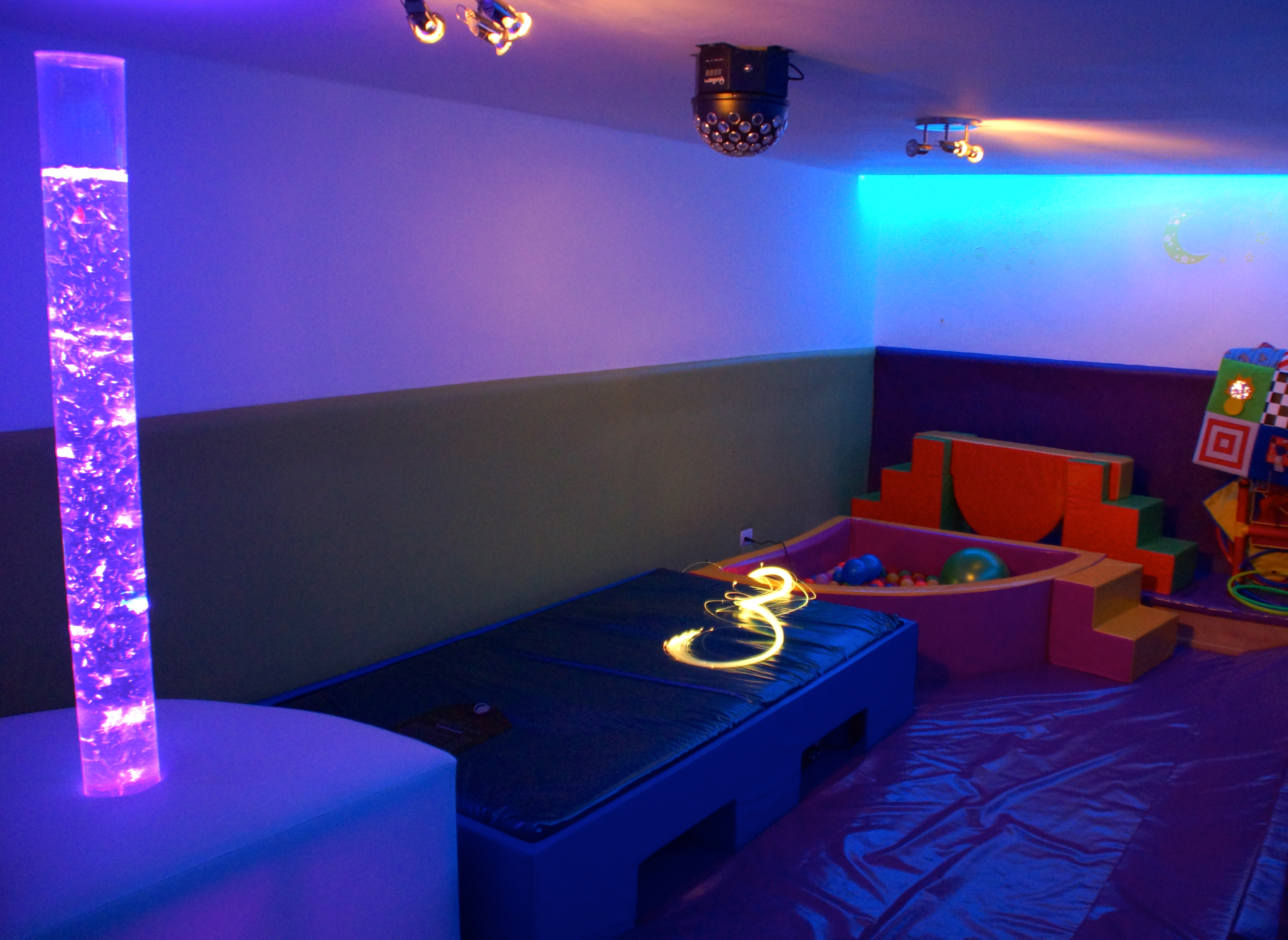 Sala Multisensorial Snozie