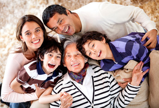 Roles Familiares - Cada Quien Tomando su Lugar.