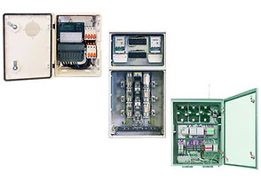 Modern electrical enclosures - control c