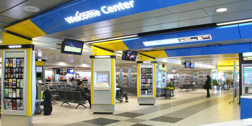 Welcome Centers LGA TA