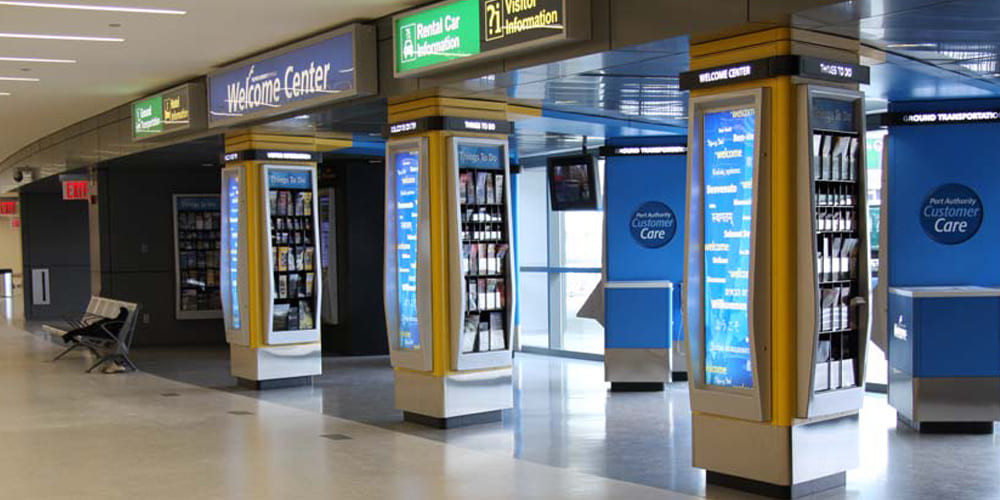 Welcome Centers JFK T5
