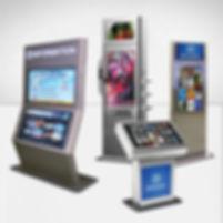 Interactive Digital Signage Displays
