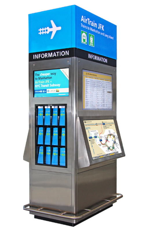 Apollo Digital Signage Paltform Kiosks