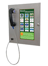 Flush Mount Directory Phone_wKeypad