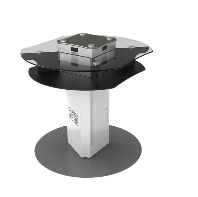 Charging table models