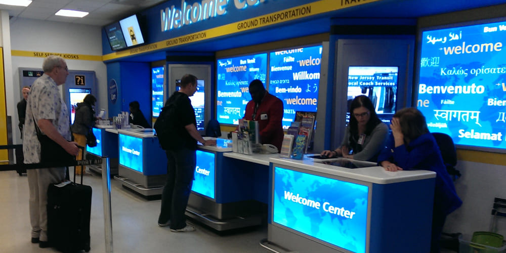 Welcome Centers EWR TB3