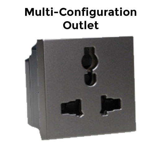 Multi Configuration Outlet