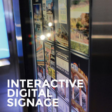 Interactive Digital Signage Enclosures