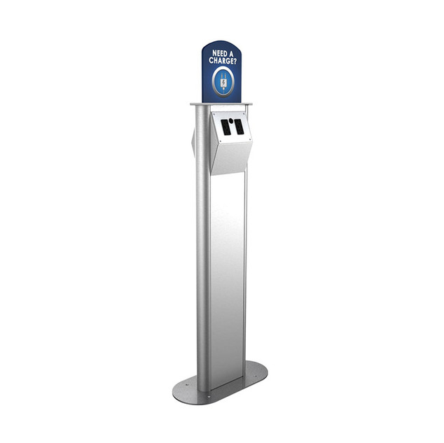 Charging stanchion