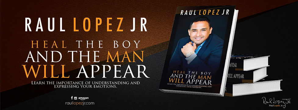Heal the Boy and The Man wll Appear, Raul Lopez