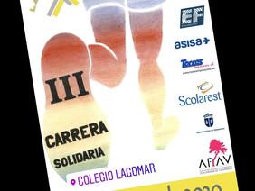 #CarreraSolidariaLagomar