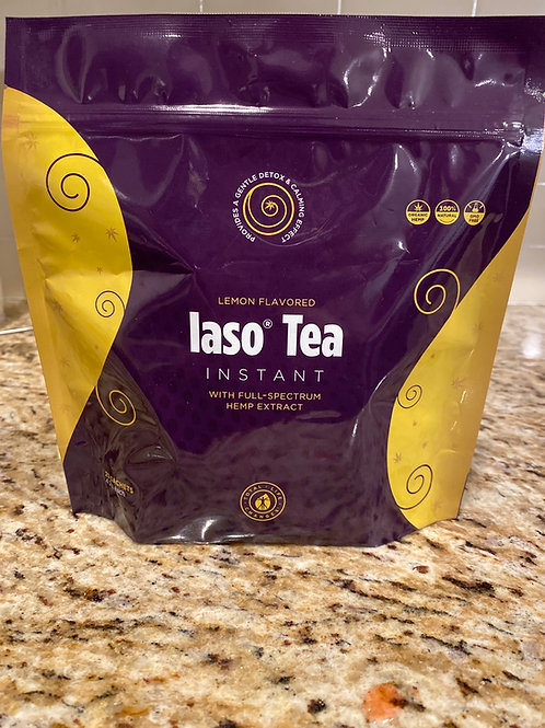 1 Month Supply HEMP INFUSED DETOX TEA
