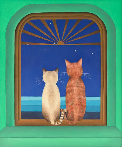 Dois Gatos na Janela.jpg
