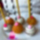 🌺 Flower cake pops🌸 #cakepops #katespa