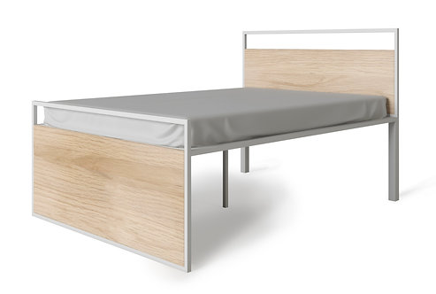 Tribeca Bedframe with Headboard and Footboard