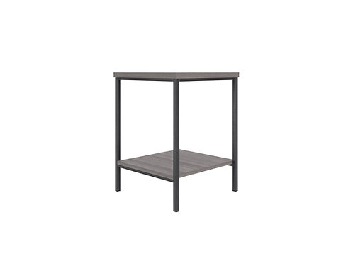 Clarke End Table with Shelf