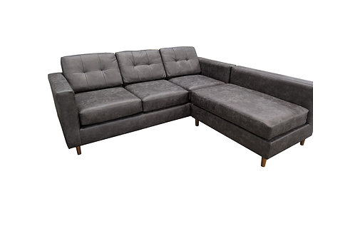 Carrie3-Seat Sofa with Sectional Attachment
