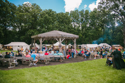 Living History Encampment Gathering